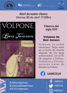 Volpone - teatro